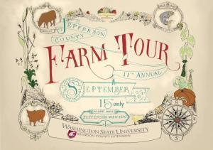 Farm Tour Poster