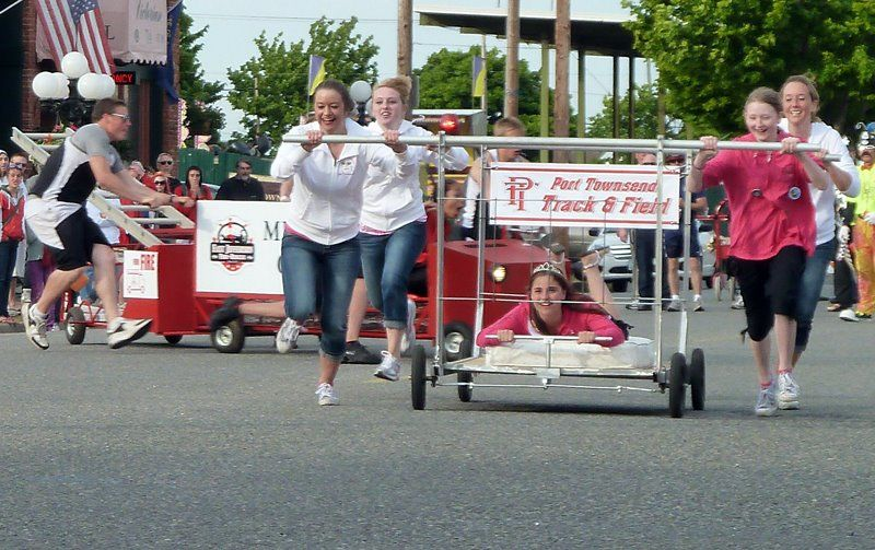 Rhody Bed Race