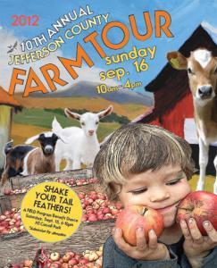 2012 Jefferson County Farm Tour