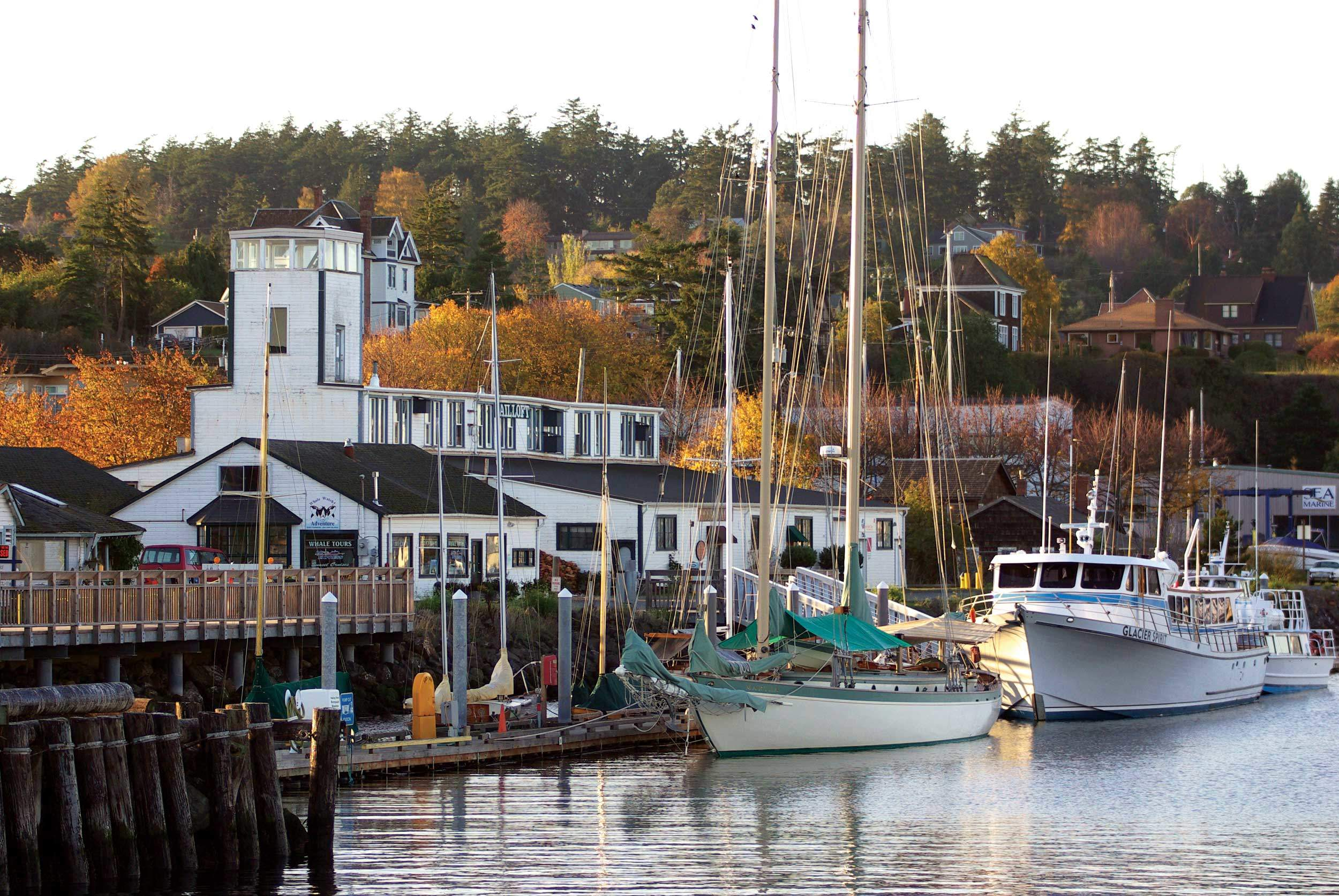 Port Townsend in Mother Earth News