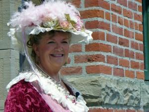 Victorian attire