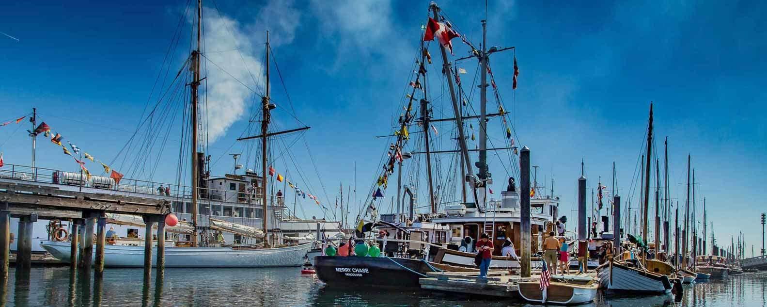 2018 Wooden Boat Festival Sept 7 9 Enjoy Port Townsend
