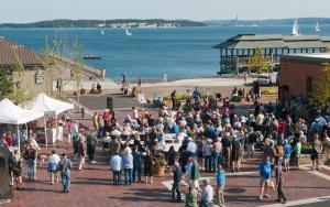 concerts on the dock