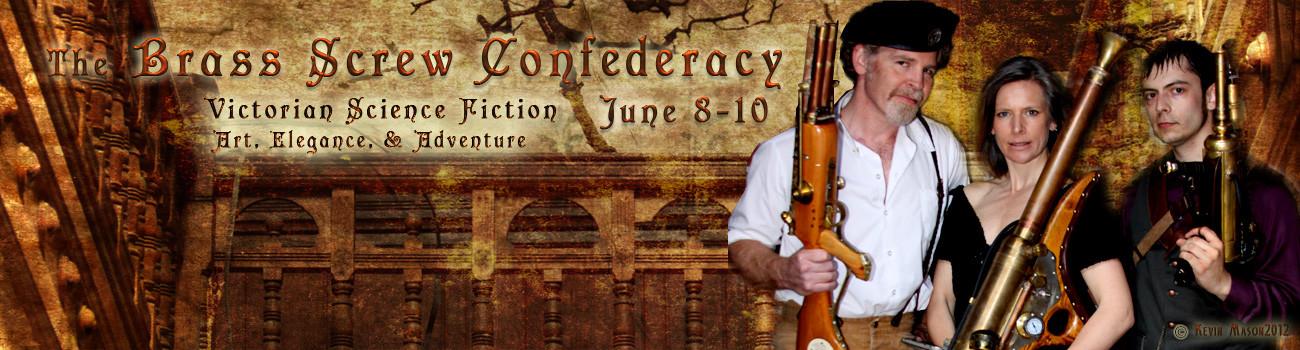 Brass Screw Confederacy - June 8-10 in Port Townsend
