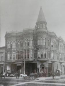 Hastings Building c.1889