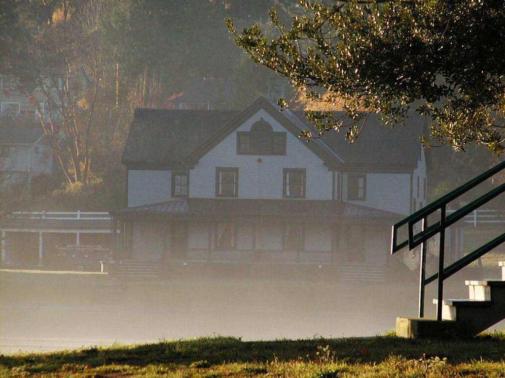 Misty Fort Worden